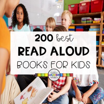 200 Best Read Aloud Books for Kids (by Themes)