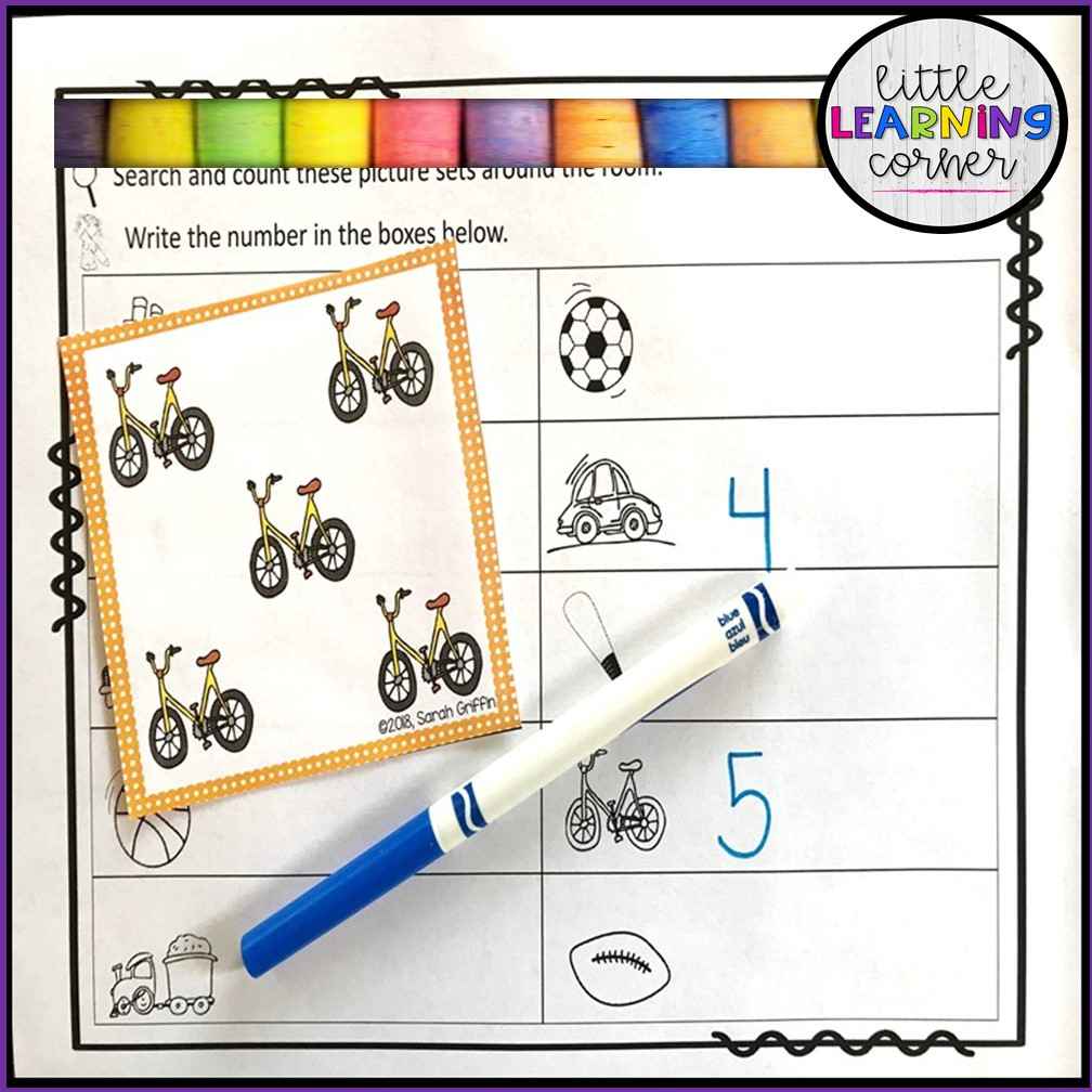 counting-worksheets