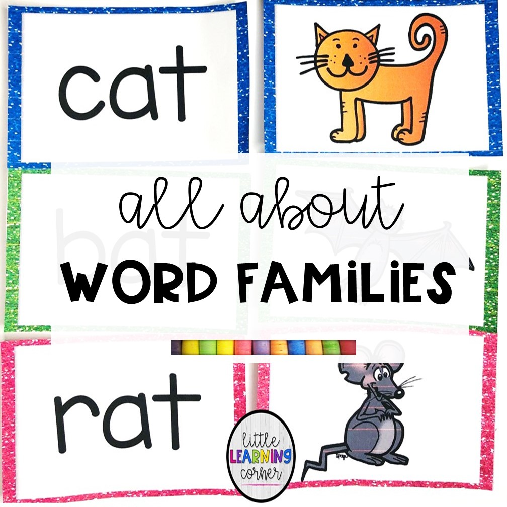 All About Word Families