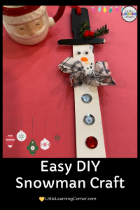 easy-snowman-craft