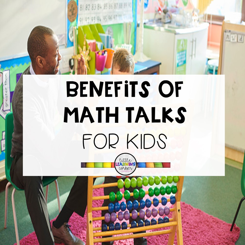 Benefits of Math Talks With Kids