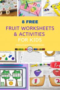 free-fruit-worksheets