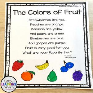 fruit-worksheets-poem