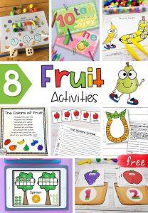 fruit-worksheets