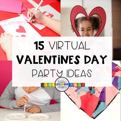 Virtual Valentines Day Party Ideas