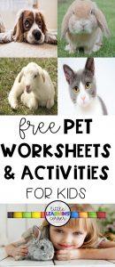 pet-worksheets-activities-kids-pin