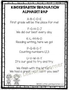 kindergarten-graduation-songs-rap-poem-preview