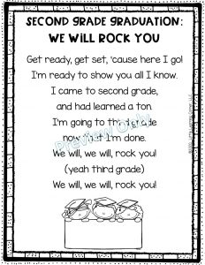 second-grade-graduation-we-will-rock-you-preview