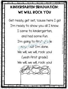 we-will-rock-you-kindergarten-graduation-poem-preview