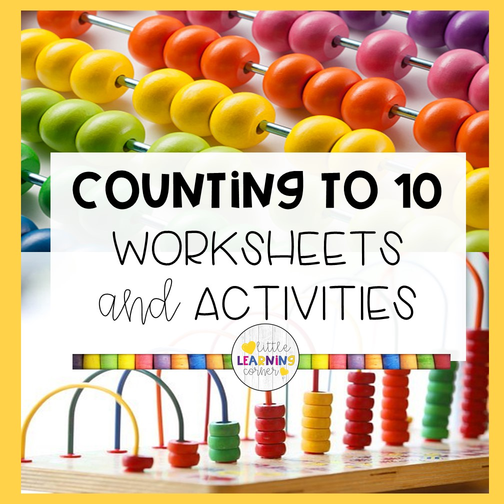 35 Best Counting to 10 Worksheets and Activities