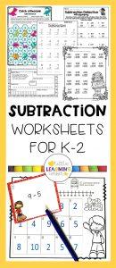 subtraction-worksheets-for-kindergarten-little-learning-corner-pin