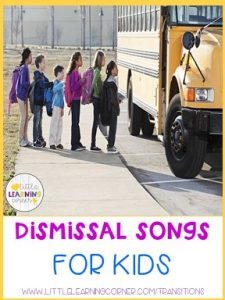 transition-songs-for-the-classroom-dismissal