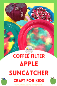 coffee-filter-apple-suncatcher-craft