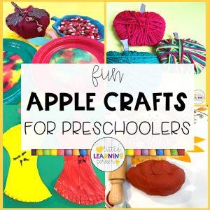 apple-crafts-for-preschoolers