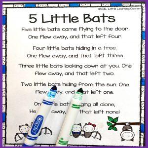 five-little-bats-poem