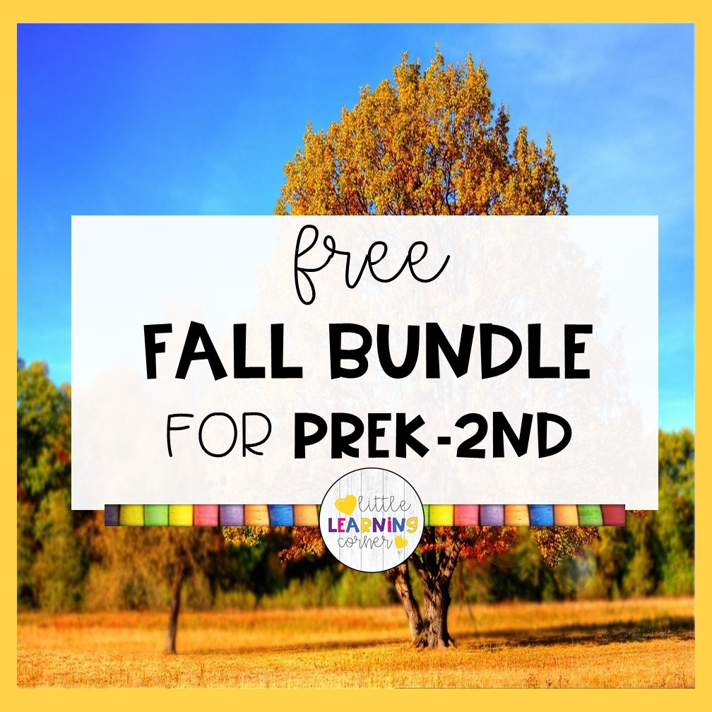 72 Free Printables for Fall Learning (Ages 3-8)
