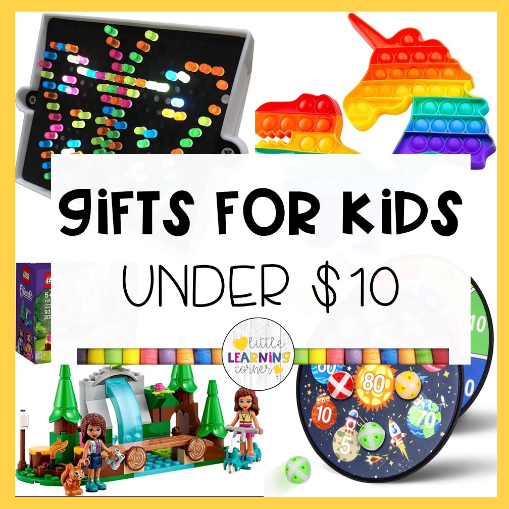 115 Awesome Gifts for Kids Under $10