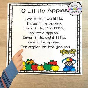 ten-little-apples