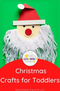 christmas-crafts-for-toddlers-yarn-pin