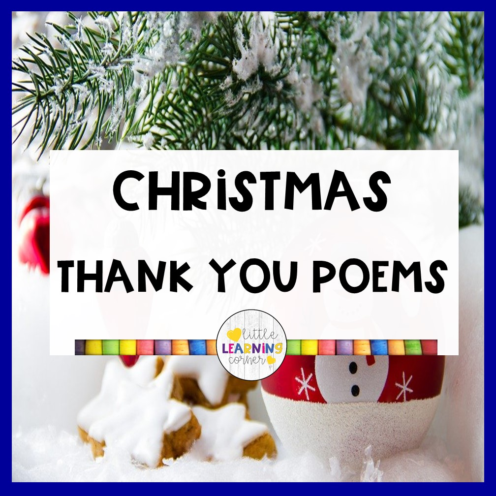 The Best Christmas Thank You Poem Collection