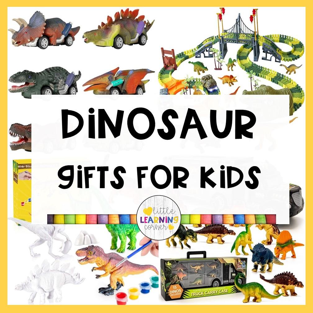 93 Best Dinosaur Gifts for Kids